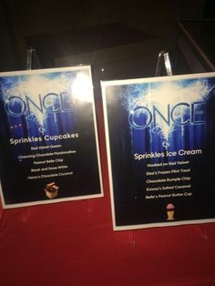 No detail is spared for the #OUAT bash! pic.twitter.com/ms6CKP7WpY