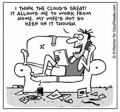 Cloud Computing For The Telecommuter