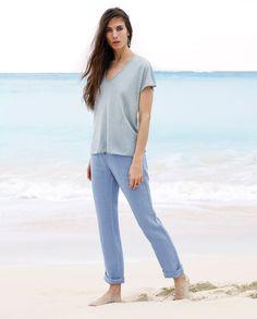 Linen Jeans #poetryfashion