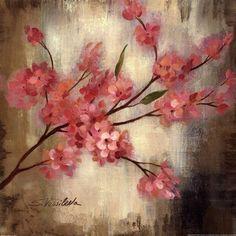 Cherry Blossom I Fine-Art Print by Silvia Vassileva at UrbanLoftArt.com