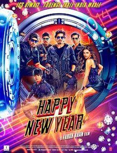 Latest 2014 bollywood movie happy new year watch free