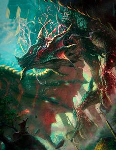 Dragon imperial Legend of the cryptids