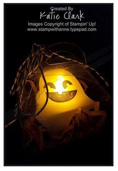 Twelve Weeks of Halloween - Week 11 - Ghostly Curvy Keepsake Box