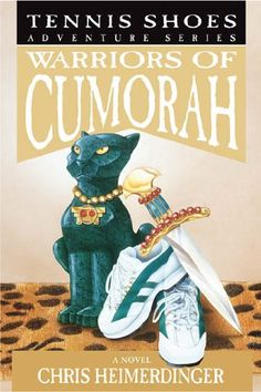 #11 Tennis Shoes Adventure Series, Vol. 8: The Warriors of Cumorah  by Chris Heimerdinger.
