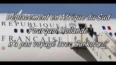 Pourquoi F.Hollande n'a pas voyagé avec N.Sarkozy ? - Une nouvelle polémique en cette mi décembre 13 (Les polémiques quotidiennes c'est à la mode en France depuis quelques années) Pourquoi Le Président de la République, François Hollande, n'a pas voyagé dans le même avion que Nicolas Sarkozy alors qu'ils sont rendus ensemble aux funérailles de Nelson Mandela en Afrique du Sud ? Explication de notre spécialiste en présidentologie.....Erick BERNARD