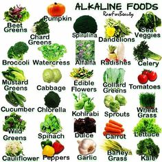 Alkaline foods may have the ability to reduce symptoms of acid reflux. Here are some examples