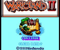 Wario Land II | Virtual Console (Nintendo 3DS) | Games | Nintendo