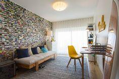 Dormitorios de estilo Moderno de Traço Magenta - Design de Interiores