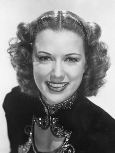 """Born Today, November in 1912 Actress/Dancer Eleanor Powell. """"I'd rather dance than eat."""" - Eleanor Powell Broadway Melody of Born to Dance, Rosalie, Honolulu, Lady Be Good. Old Hollywood Glamour, Golden Age Of Hollywood, Vintage Hollywood, Hollywood Stars, Classic Hollywood, Hollywood Hair, Hollywood Icons, Classic Actresses, Beautiful Actresses"""