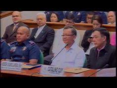1 Senator Richard Gordon Lacson Extra Judicial Killing Adminisrtering of Oath Philippine News