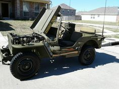 1943 Willys MB - Photo submitted by Kevin Englade. Jeep Willys, Jeep Jeep, Vintage Cars, Antique Cars, Old Jeep, Jeep Stuff, Jeeps, Military Vehicles, Diecast