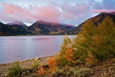 Twin Lakes, Colorado - Photo by Stan Rose Twin Lakes Colorado, Mountain Climbing, Cross Country Skiing, Geology, Kayaking, Denver, Trips, Sunrise, America