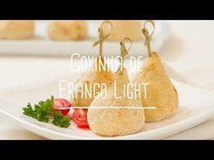 Coxinha de frango light   Receitas Saudáveis - Lucilia Diniz - YouTube