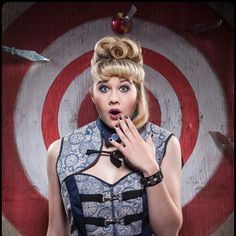 #Stoompomp #Era_Based_Couture #Vintage_Circus #Hollywood_Costumes