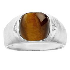 Men's Diamond Antique Cut Tiger Eye Ring In Sterling Silver Gemologica.com offers a unique and simple selection of handmade fashion and fine jewelry for men, woman and children to make a statement. We offer earrings, bracelets, necklaces, pendants, rings and accessories with gemstones, diamonds and birthstones available in Sterling Silver, 10K, 14K and 18K yellow, rose and white gold, titanium and silver metal. Shop Gemologica jewellery now for cool cute design ideas: gemologica.com