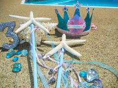 Mermaid Party Under the Sea Birthday Party
