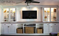 Trendy kitchen wall storage cabinets built ins Ideas Craft Storage Cabinets, Kitchen Wall Storage, Diy Cabinets, Diy Kitchen, Diy Storage, Kitchen Shelves, Storage Ideas, Kitchen Cabinets, Kitchen Design