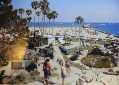 Corona del Mar. California