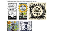 SIGN-MAKING IMAGES AND TIPS for the People's Climate March for Jobs, Justice and the Climate OTHER ARTS RESOURCES HERE Here are a few images you can use to make your own signs--copy, enlarge, color/paint, mount, screenprint, etc. --there are a lot more downloadable images and tips on sign-making...