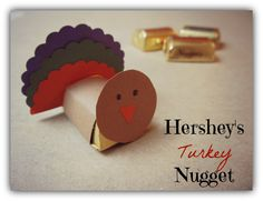 The Pin Junkie: Hershey's Turkey Nuggets