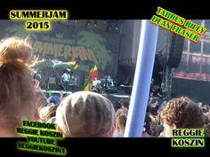 SUMMERJAM 2015 by REGGIEKOSZIN1 Beres Hammond, Wyclef Jean, Virgo, Om, Baseball Cards, Youtube, Virgos, Youtubers, Youtube Movies
