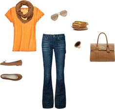 """Autumn Weekend"" by sreneeatencio on Polyvore"