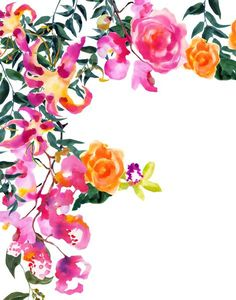June in the City: Intro to Painting Botanicals