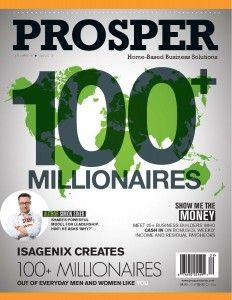 Top 10 New Business Building Tools from Isagenix