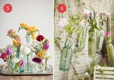 10 Creative DIY Flower Arrangements For Your Next Barbecue or Party