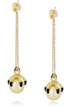 Ballcrusher earrings. Enough said