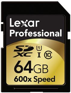 Introducing Lexar Professional 600x 64GB SDXC UHSI Flash Memory Card LSD64GCTBNA600. Great product and follow us for more updates!