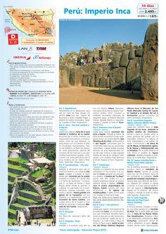 PERÚ: Imperio Inca, dto. dsd 8%: +90 días, sal. 24/04 al 30/11 dsd Mad,Bcn..(14d/12n)p.f. dsd 2.495€ ultimo minuto - http://zocotours.com/peru-imperio-inca-dto-dsd-8-90-dias-sal-2404-al-3011-dsd-madbcn-14d12np-f-dsd-2-495e-ultimo-minuto/
