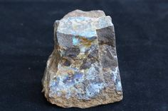 Raw Boulder Opal Mineral Specimen with Blue Colour, Rare Precious Rough Natural Australian Opal, October Birthstone, Ancient Stone, Unique. #jewelry #jewelrymaking #jewelrydesign #boho #bohochic #gypsy #bohostyle #bohojewelry #opal #stone #gemstone #pearl   #raw
