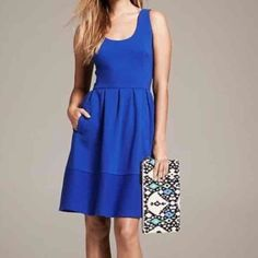 Shop Women's Banana Republic Blue size 0 Midi at a discounted price at Poshmark. Description: Beautiful cobalt blue color with gold zipper. This is a reposh because it's too small for me😭. In excellent pre owned condition. Wish it fit me but hope someone else can wear this gorgeous dress!. Sold by shads33. Fast delivery, full service customer support.