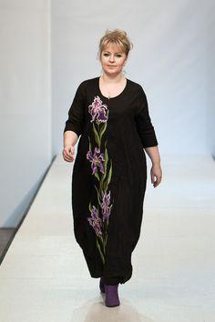 Belarus Fashion Week дизайнер Наталья Гайдаржи (Беларусь).