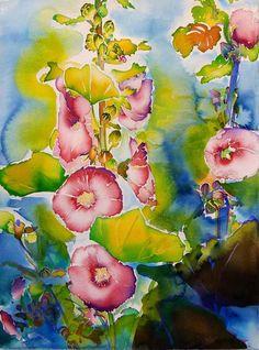 Hollys, Carol Carter Watercolors