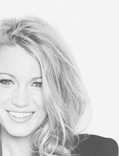 Blake Lively.. She is seriously the most gorgeous girl alive