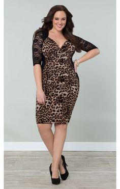 http://www.curvety.com/kiyonna-stop-and-stare-ruched-dress-in-leopard-print-p442