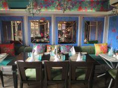 Latitude café, Delhi
