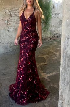 Frauen Pailletten Elegante Maxi Slim Bodycon Glitter Strap Solid Color Partykleid Source by yasiobonjak Elegant Dresses, Pretty Dresses, Sexy Dresses, Beautiful Dresses, Formal Dresses, Formal Prom, Long Dresses, Wedding Dresses, Bridesmaid Dresses
