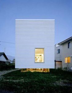 2004 House: Unconventional | http://www.busyboo.com/2011/08/31/japanese-architecture-2004/