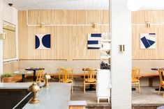 De Maria | Architect Magazine | The MP Shift, New York, NY, Hospitality, James Beard Foundation Outstanding Restaurant Design Awards 2018
