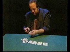 Ricky Jay - An Amazing demonstration of Ricky Jay's talent
