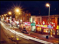 Manchester curry mile - love it - my first visit here changed my life forever!