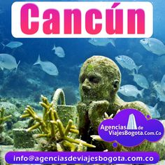 PLANES A CANCUN DESDE BOGOTA TODO INCLUIDO  Separa tu plan a Cancun todo incluido y adquiere nuestras promociones en todas las temporadas del año. www.agenciasdeviajesbogota.com.co info@agenciasdeviajesbogota.com.co