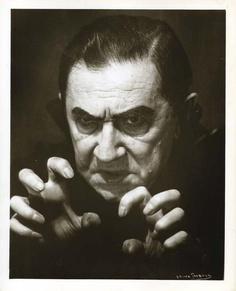 Bela Lugosi Photographed by Editta Sherman (NY, 1952)