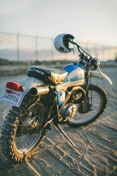 OXCROFT — // Bultaco Alpina // // gallery.oxcroft.com //