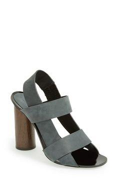 Proenza Schouler Wood Heel Sandal (Women) available at #Nordstrom