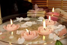 Using Candles for Fire Element of Feng Shui