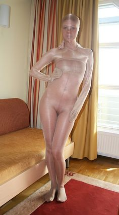 Videos free pantyhose full encasement only